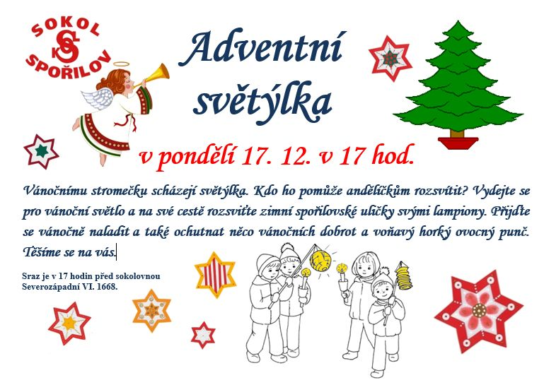Advent 2018 v TJ Sokol Spořilov